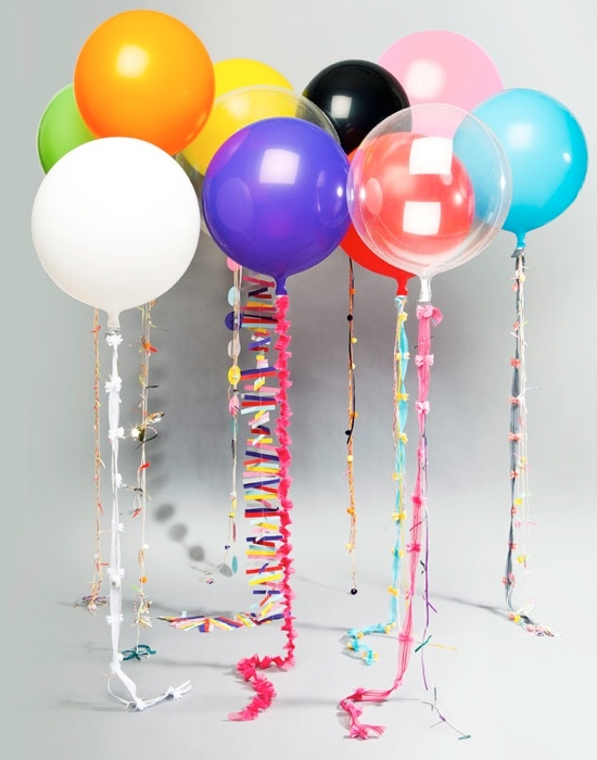 creative balloon decoration ideas