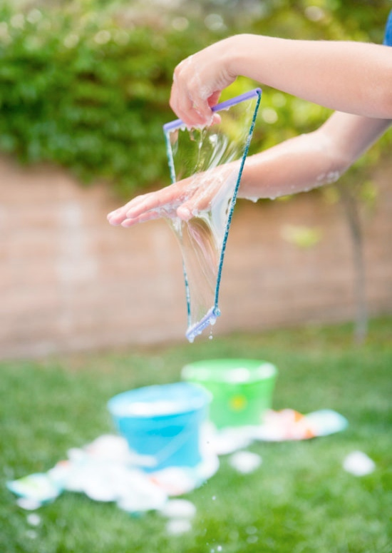 do it yourself bubble wands
