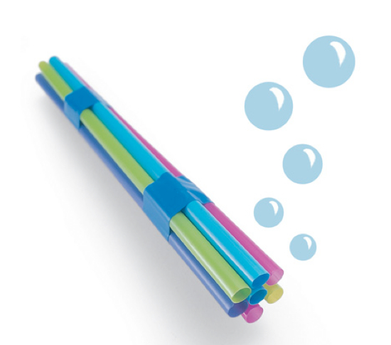 bubble wands how to make