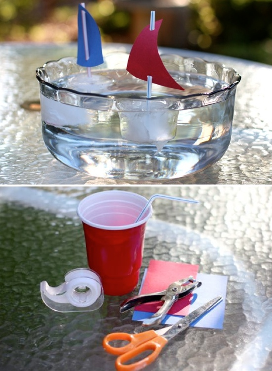 ice crafts for kids