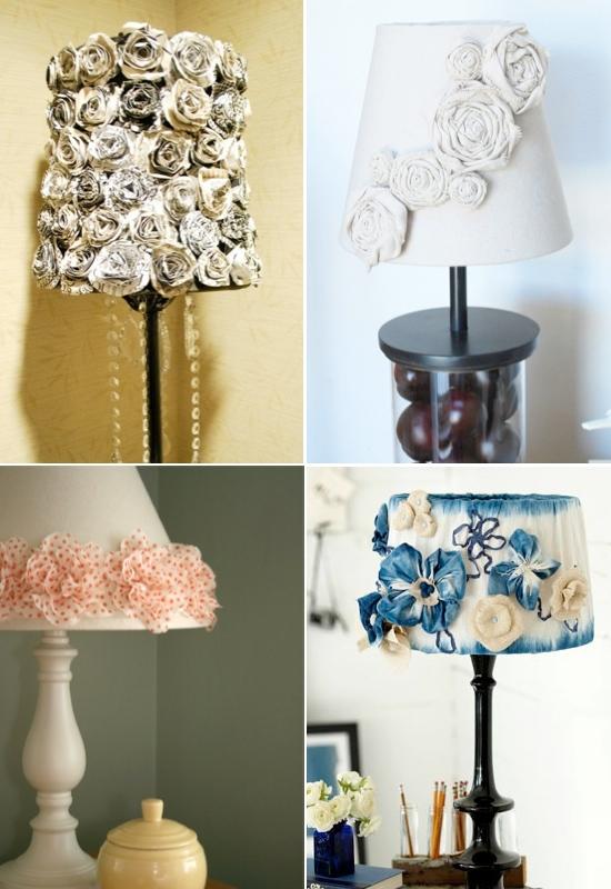 diy lamp shade ideas