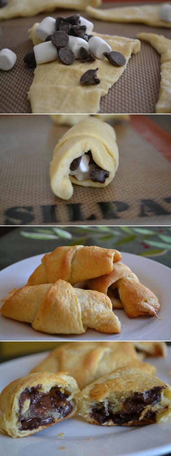 Crescent Roll Dessert Recipes